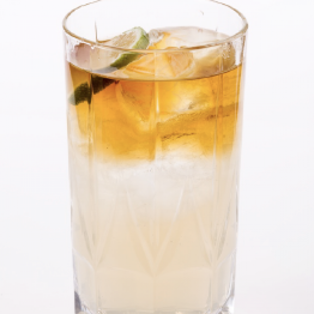 DARK 'N' STORMY (LONG DRINK)